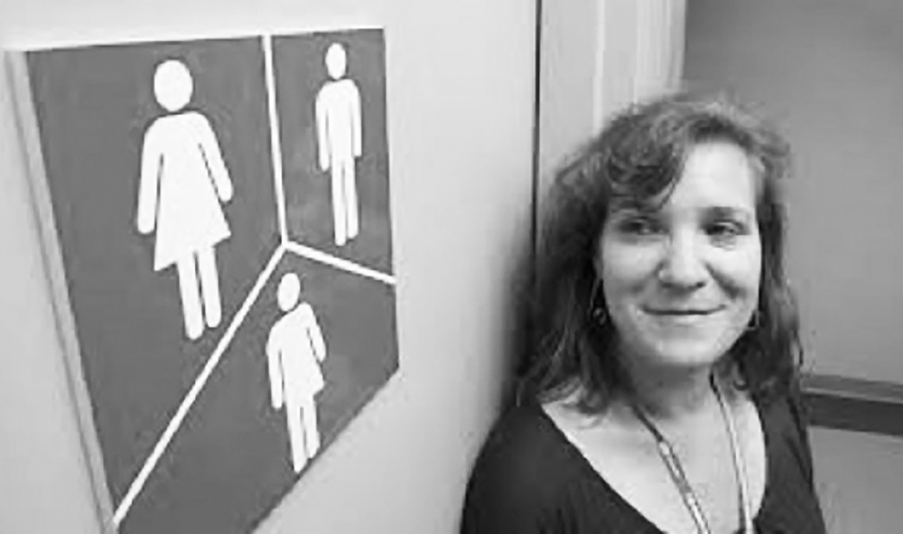 Transgendered individuals face many physical, mental and cultural issues. Many can find something as simple as a public bathroom a challenge.