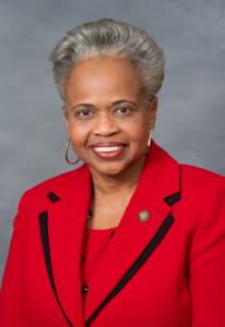 State Senator Gladys Robinson