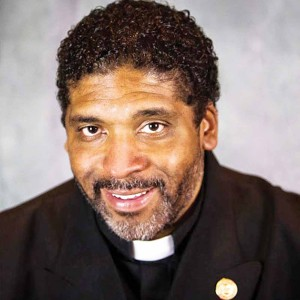 N.C. NAACP President Rev. William Barber