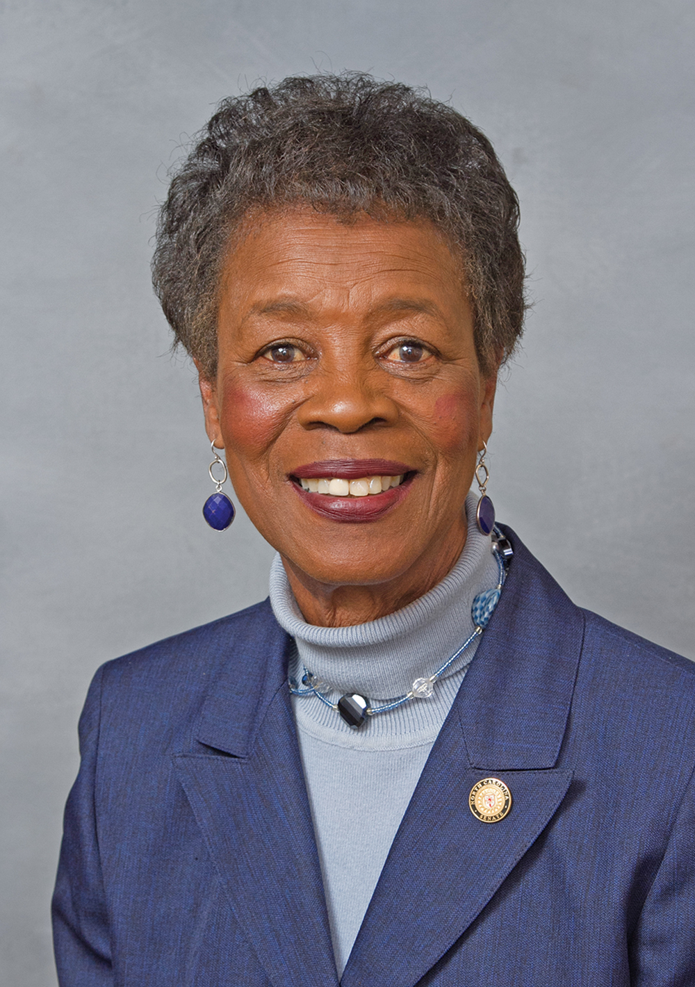 Earline Parmon, Forsyth County's first African American state senator